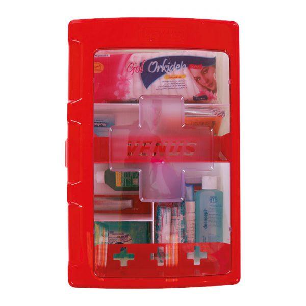 جعبه کمکهای اولیه دیواری ونوس