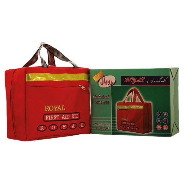 کیف کمکهای اولیه رویال
